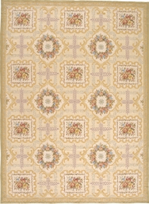 aubusson-bernay-ivory-gold